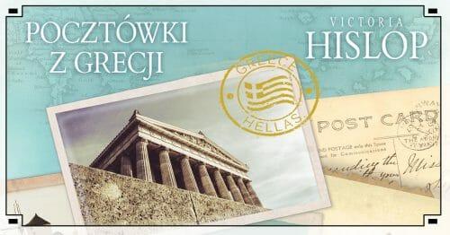 Victoria Hislop o sobie o Grecji